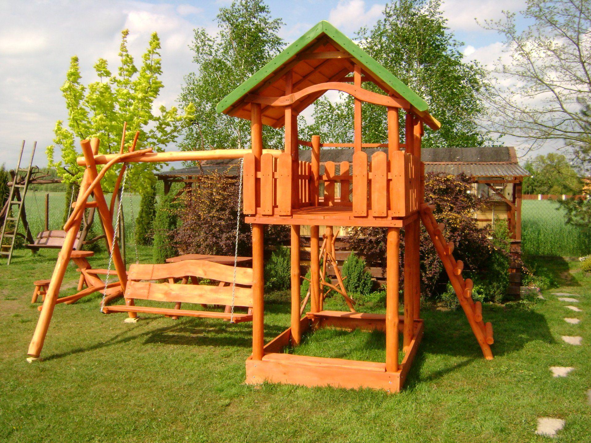Domek do zabaw dla dzieci