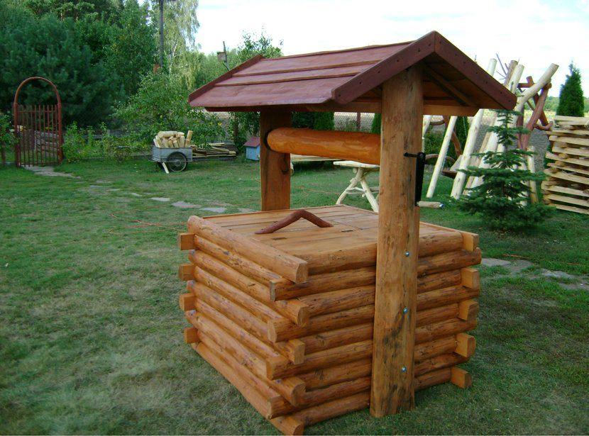 obudowy studni meble ogrodowe przasnysz fabryka drewna